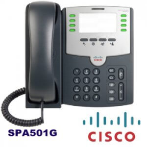 Cisco SPA501G Cameroon