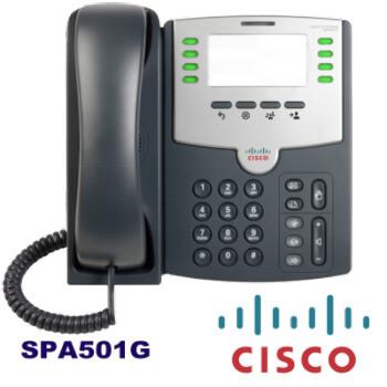 Cisco SPA501G Cameroon