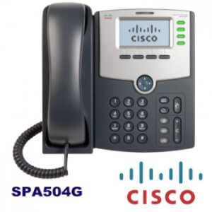 Cisco SPA504G Cameroon