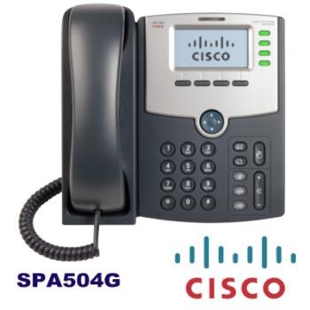 Cisco SPA504G Cameroon