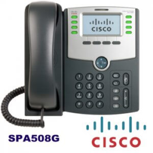 Cisco SPA508G Cameroon