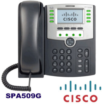 Cisco SPA509G Cameroon