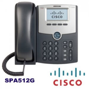 Cisco SPA512G Cameroon