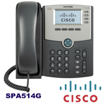 Cisco SPA514G Cameroon