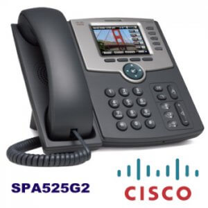Cisco SPA525G Cameroon