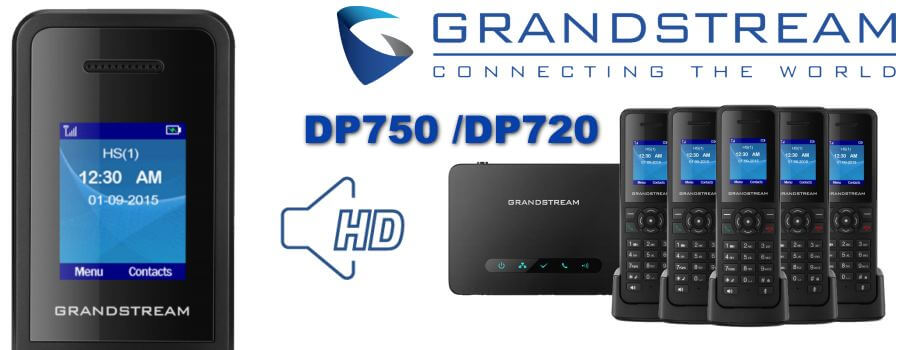 grandstream dp720 dect phone