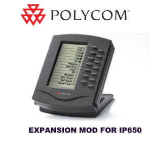 POLYCOM EXPANSION MODULE FOR SOUNDPOINT IP 650