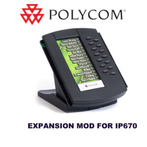 POLYCOM EXPANSION MODULE FOR SOUNDPOINT IP 670