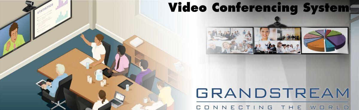 Grandstream Video Conferencing Cameroon