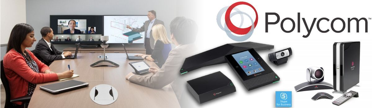 Polycom Video Conferencing System Cameroon