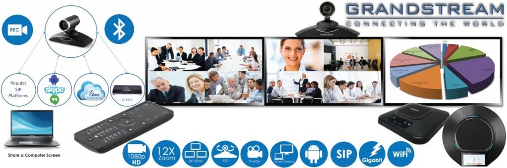 Grandstream Video Conferencing System Cameroon