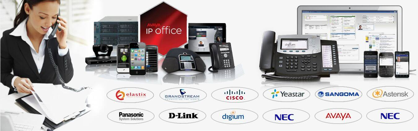 IP Telephone System Cameroon