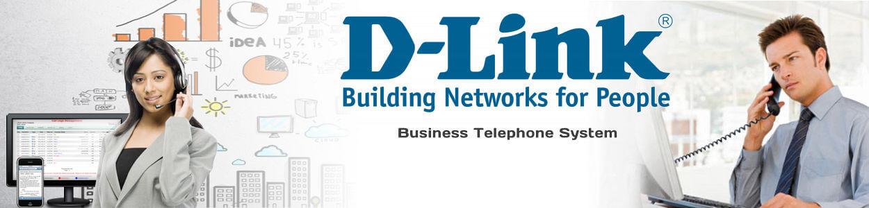 Dlink Telephone System