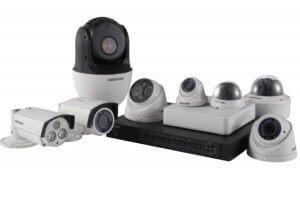 Hikvision HD Camera dubai
