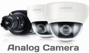 Samsung Analog Camera