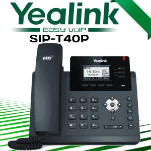 Yealink-SIP-T40P-Voip-Phone-Douala-Douala
