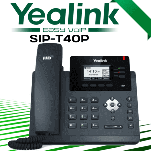 Yealink-SIP-T40P-Voip-Phone-Dubai-UAE