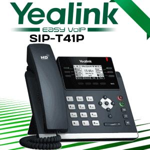 Yealink-SIP-T41P-Voip-Phone-Dubai-UAE