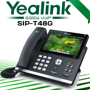 Yealink-SIP-T48G-Voip-Phone-Dubai-UAE