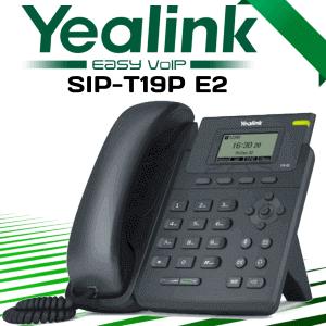 Yealink-T19P-E2-Voip-Phone-Dubai-UAE