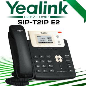 Yealink-T21P-E2-Voip-Phone-Dubai-UAE