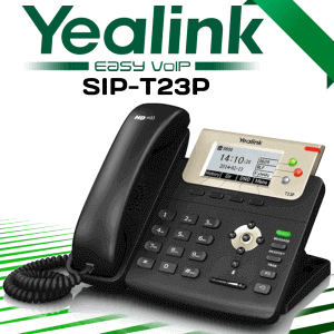 Yealink-T23P-Voip-Phone-Douala-Douala