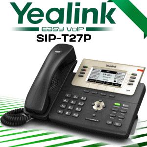 Yealink-T27P-Douala-AbuDhabi-Douala