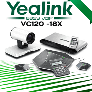 Yealink-VC120-18X-Video-Conferencing-Cameroon