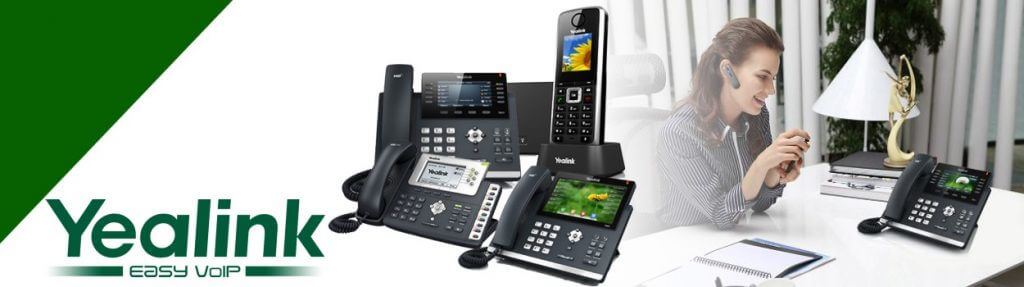 Yealink IP Phones Cameroon - PABX System Cameroon