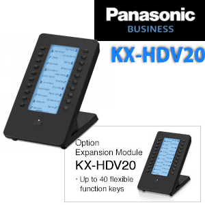 Panasonic-KX-HDV20-IP-Expansion-Module-Cameroon