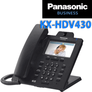 Panasonic HDV430 IP Phone