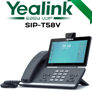 Yealink SIP-T58V IP Phone