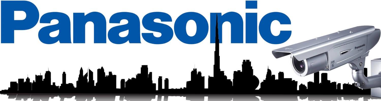 Panasonic CCTV Banner