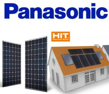 Pnasonic Solar Panels