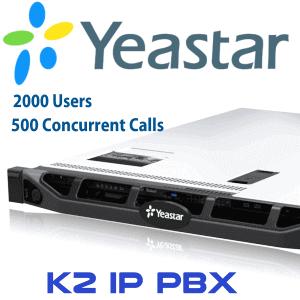 Yeastar K2 IP PBX Cameroon