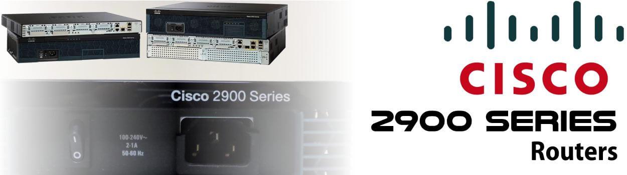 Cisco 2900 Router Slider