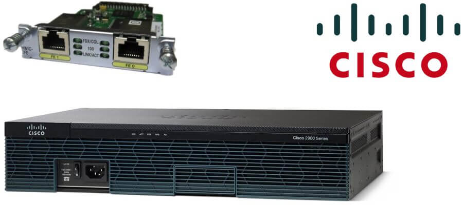 Cisco 2900 Series Router Cameroon