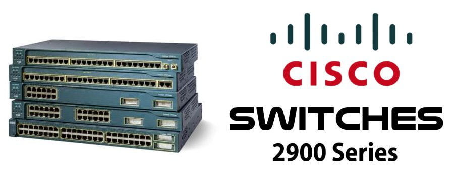 Cisco 2900 Series Switches