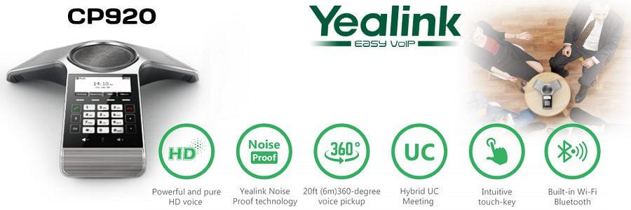 Yealink CP920