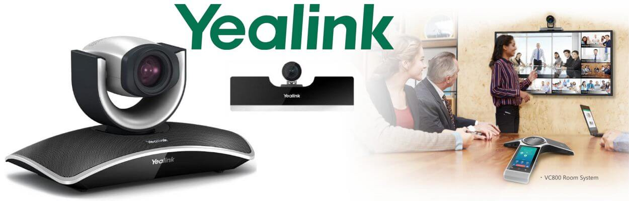 Yealink Video Conference Banner