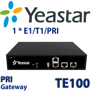 Yeastar TE100 PRI Gateway Cameroon
