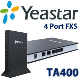 Yeastar TA400 Cameroon