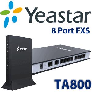 Yeastar TA800 Cameroon