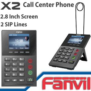 Fanvil-X2-Call-Center-Phone-Dubai