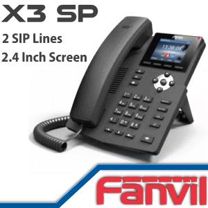 Fanvil X3 SP Cameroon