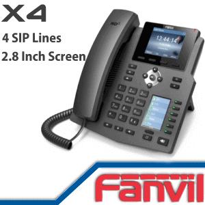Fanvil X4 Cameroon