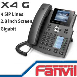 Fanvil X4G Cameroon