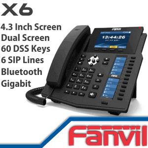 Fanvil X6 Cameroon
