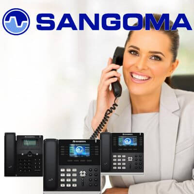 Sangoma IP Phones Cameroon