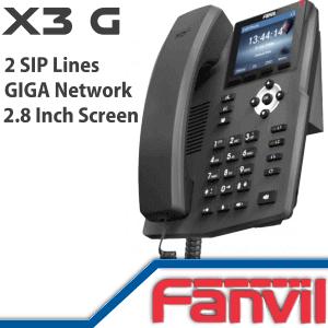 Fanvil X3G Cameroon